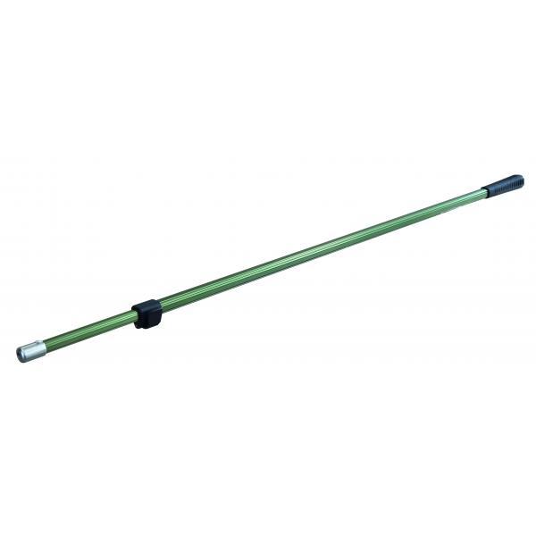 NEVIS fém merítőnyél teleszkópos 2m /green/