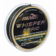 NEVIS Whisper 100m 0,30mm fonott zsinór
