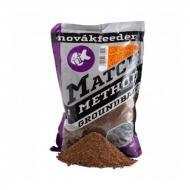 NOVÁKFEEDER Match Method mix - Csoki-narancs