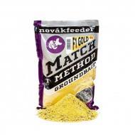 NOVÁKFEEDER Match Method mix - F1 - Gold