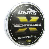 NEVIS Technology fonott előkezsinór 0,10mm (10m)