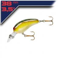 Norman Deep Tiny N-GC – Tennessee Shad 3,8cm/3,5g wobbler