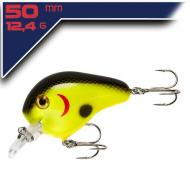 Norman Fat Boy – Chartreuse Black 5cm/12,4g wobbler