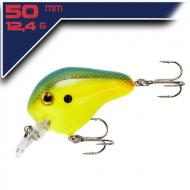 Norman Fat Boy – Chartreuse Sexy Shad 5cm/12,4g wobbler