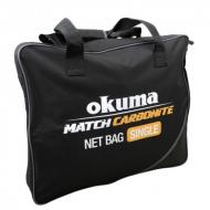 OKUMA Match Carbonite dupla merítőfej táska 60x48x20cm