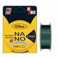 O'REEL NANO BRAID 0,20mm/100m fonott zsinór