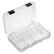 PLASTICA PANARO szerelékes doboz osztható - 194-es