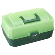 PLASTICA PANARO szerelékes láda 149-es - zöld