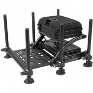 PRESTON Absolute 36 Seatbox Black Edition versenyláda