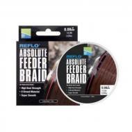 PRESTON Absolute Feeder Braid fonott zsinór - 0,08mm