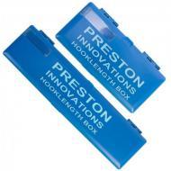 PRESTON Hooklength Box Long - hosszú előketartó