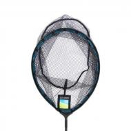 PRESTON Latex Carp Landing Net 18' merítőfej (45cm)