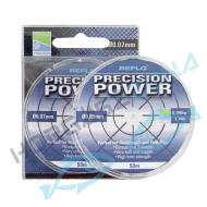 PRESTON Precision Power 50m 0,17mm előkezsinór (PCP/17)