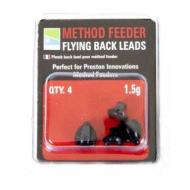 PRESTON method feeder flying back leads 1,5gr
