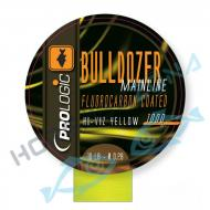 PROLOGIC Bulldozer FC Coated Fluo Yellow 1000m 10lbs 0.28mm nagykiszerelésű pontyozó monofil