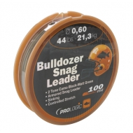 PROLOGIC BULLDOZER Snag Leader 24lbs (100m)