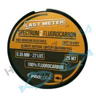 PROLOGIC Spectrum Fluorkarbon előkezsinór 25m 37lbs