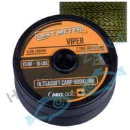 PROLOGIC Viper Ultra Soft Előkezsinór 15m 15lbs