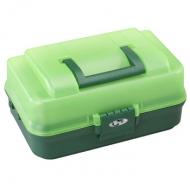 PLASTICA PANARO szerelékes láda 145-ös - zöld