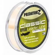Predator-Z Classic Kevlar Előkezsinór - 0,24mm (15kg)