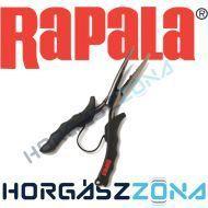 RAPALA RSSP6 Horgászfogó egyenes, kulcskarika nyítóval 16cm