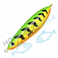 RAPALA Rattlin Minnow Spoon - 8cm Fire Tiger (RMSR08FT)