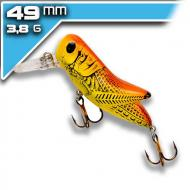 REBEL Big hopper - Yellow Grasshopper 4,9cm/3,8g
