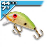 REBEL Humpback - Green Shad 4,5cm/7g