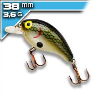 REBEL Super Teeny Wee-R Tennessee Shad 3,8cm/3,6g