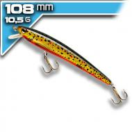 REBEL Tracdown Ghost Minnow - Brown Trout - 11cm/10,5g