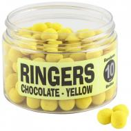 Ringers Chocolate Yellow Bandem Wafters - 6mm
