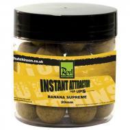 Rod Hutchinson Banana Supreme Instant lebegő csali - 20mm - banán