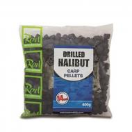 Rod Hutchinson Drilled Halibut Carp Pellet fúrt halas pellet - 14 mm