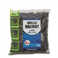Rod Hutchinson Drilled Halibut Carp Pellet fúrt halas pellet - 8 mm
