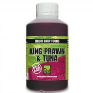 Rod Hutchinson Liquid Carp Food - King Prawn & Tuna királyrák&tonhal locsoló - 500ml