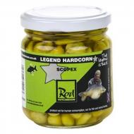Rod Hutchinson Scopex Hardcorn Flavoured Hookbaits scopexes aromázott kukorica