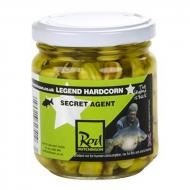 Rod Hutchinson Secret Agent Hardcorn Flavoured Hookbait aromázott kukorica
