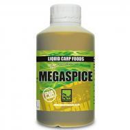 Rod Hutchinson Liquid Carp Food - Megaspice vegyes fűszerkeverékes locsoló - 500ml