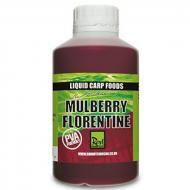 Rod Hutchinson Liquid Carp Food - Mullberry Florentine gyümölcsös/