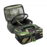 Rod Hutchinson Olivazöld színű aprócikk tároló táska