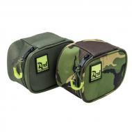 Rod Hutchinson Olivazöld színű ólomtartó táska - kicsi