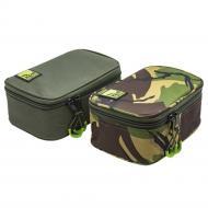 Rod Hutchinson Olivazöld színű ólomtartó táska - közepes