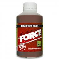 Rod Hutchinson Liquid Carp Food - The Force fűszeres Robin Red-es locsoló - 500ml