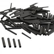 SAVAGE GEAR Krimpelő cső, 1 mm Roppantóhüvely 100db