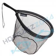 SAVAGE GEAR Pro Finezze Rubber Mesh Net 40x50cm rablóhalas merítő(50802)