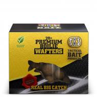 SBS 20+ Premium Boilie Wafters - Krill & halibut