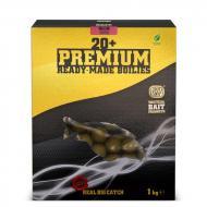 SBS 20+ Premium Ready-Made Boilies 20mm / Ace Lobworm 1kg