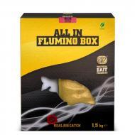 SBS All In Flumino Box - Summer Pineapple (meleg vízi ananász)