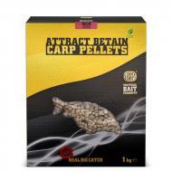 SBS Attract Betain Carp Pellets 6mm - Áfonya és fekete kaviár 1kg