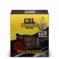 SBS CSL Hooker Pop Up pellet 16mm - Fekete kaviár